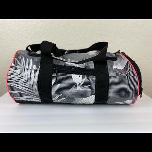 Victoria's Secret PINK Sport Duffle Bag Palm Print